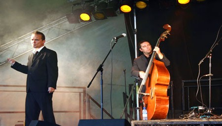 Andy Barker Swing Band