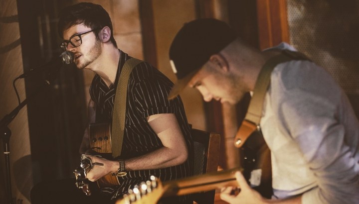 AMV Live Music | Dan Wales Duo