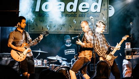 Loaded - The 90's Band
