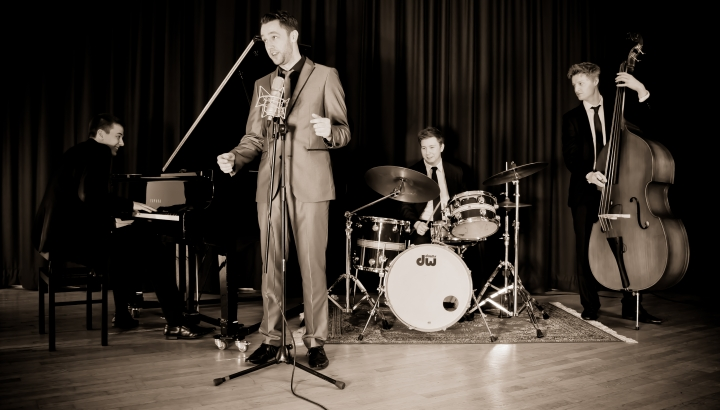 The Paul Skerritt Swing Band