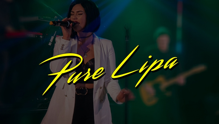 Pure Lipa - Dua Lipa Tribute Band