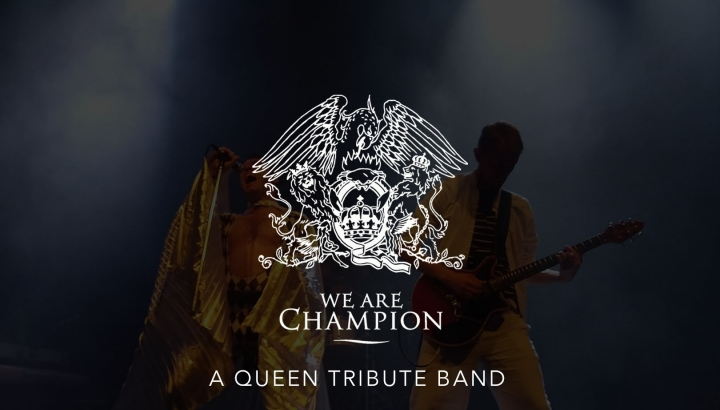 AMV Live Music | We Are Champion - Queen Tribute