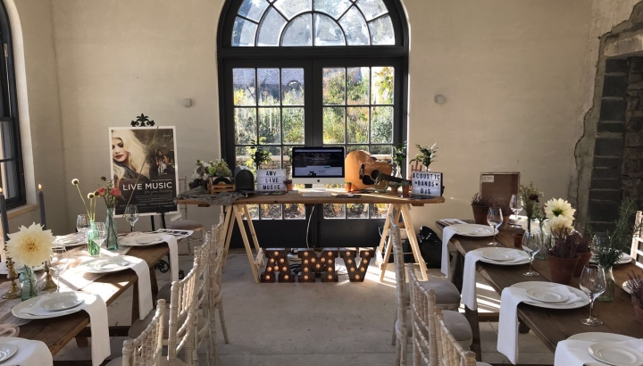 AMV Live Music | Why this Yorkshire Wedding Venue rely on AMV as a Wedding Music Supplier