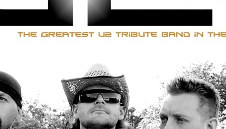 AMV Live Music | The world's best U2 tribute band joins AMV Live Music