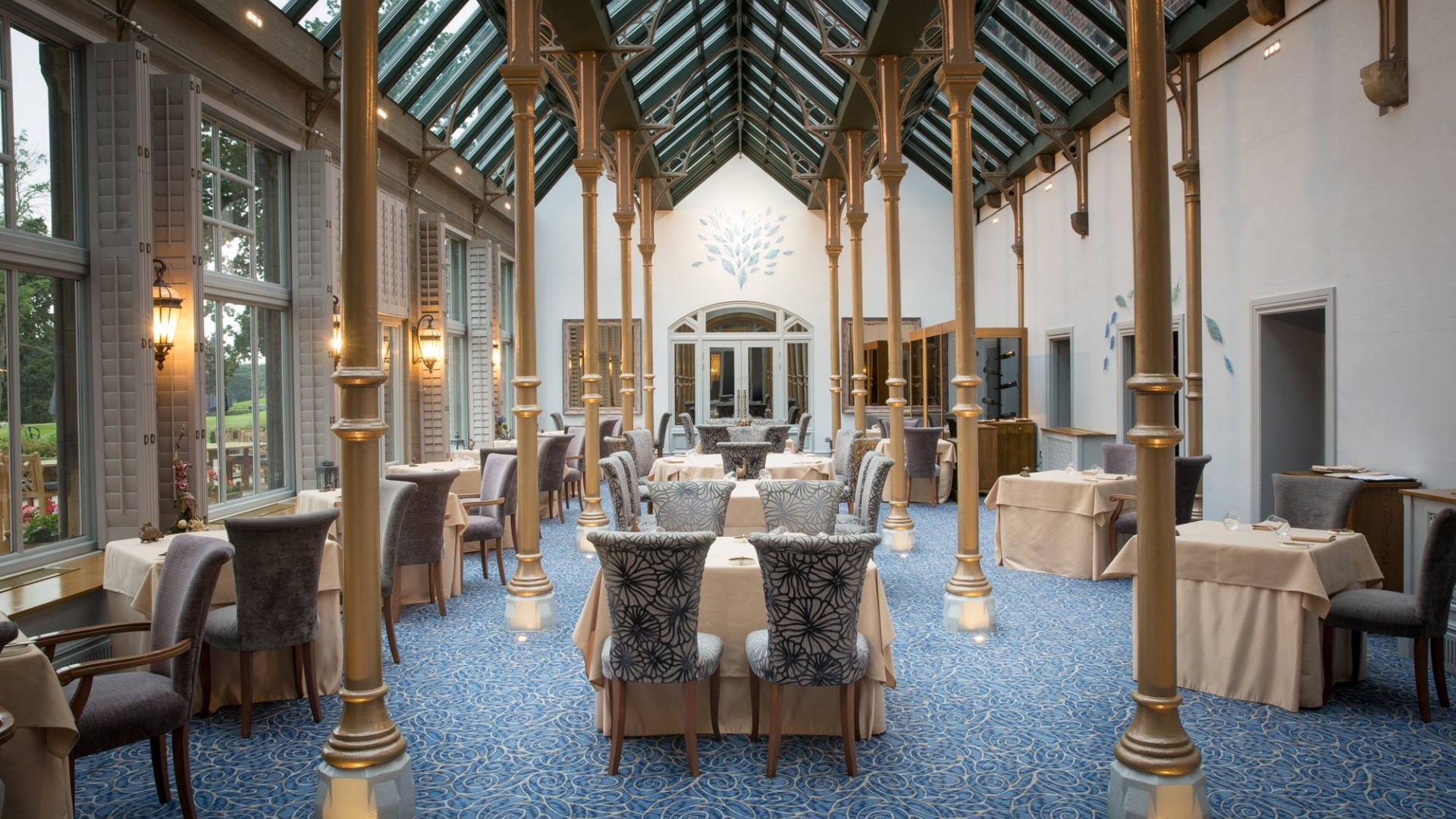 Rockliffe Hall Interior